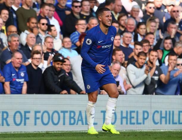 Chelsea v Manchester United - Premiership League