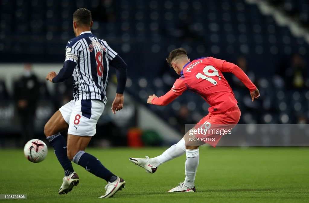 FBL-ENG-PR-WEST BROM-CHELSEA : News Photo