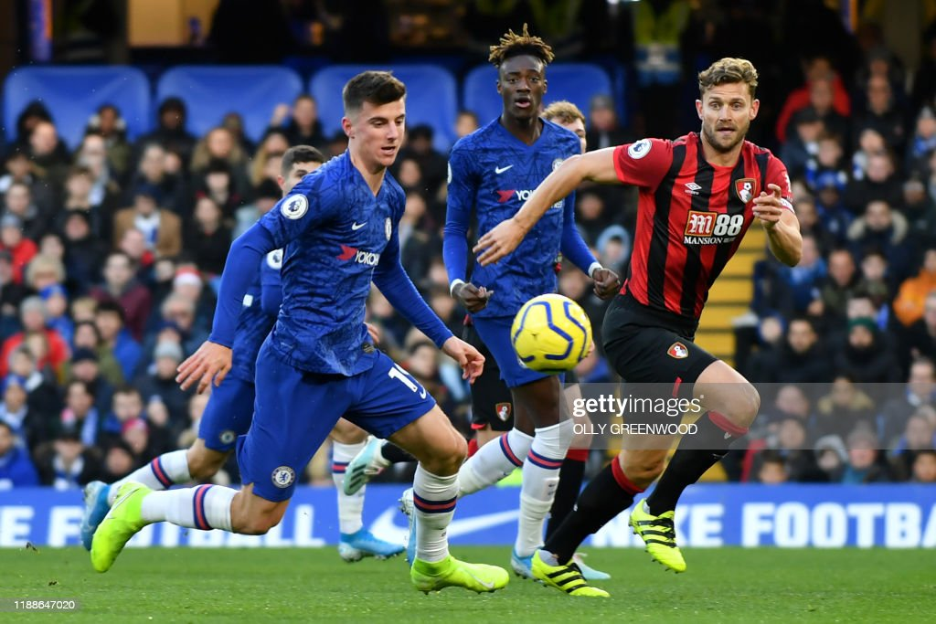 FBL-ENG-PR-CHELSEA-BOURNEMOUTH : News Photo