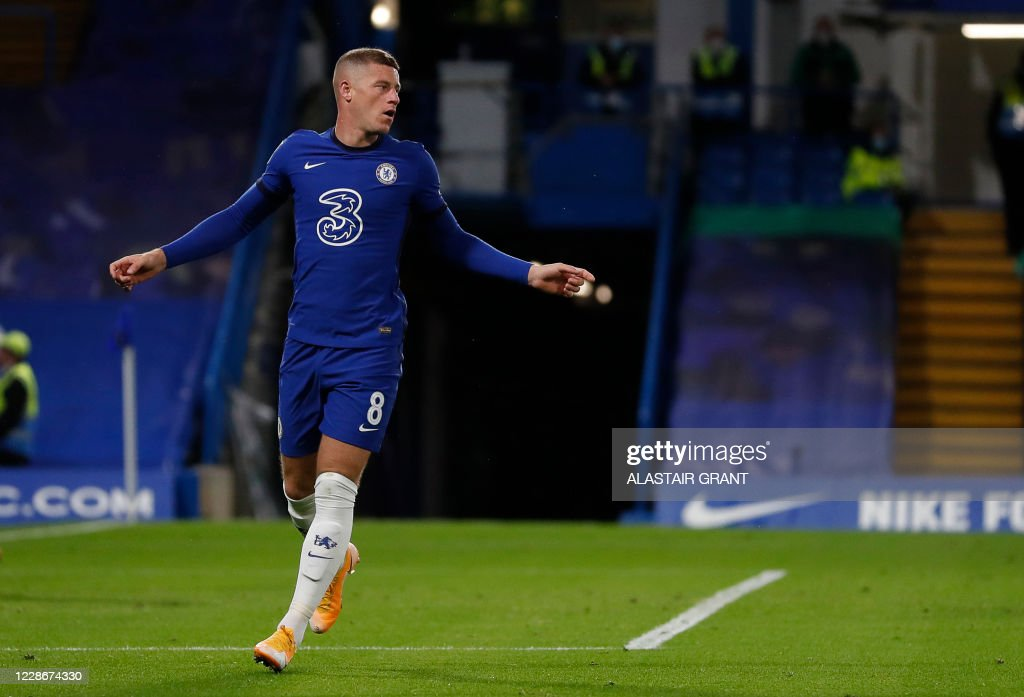 FBL-ENG-LCUP-CHELSEA-BARNSLEY : News Photo