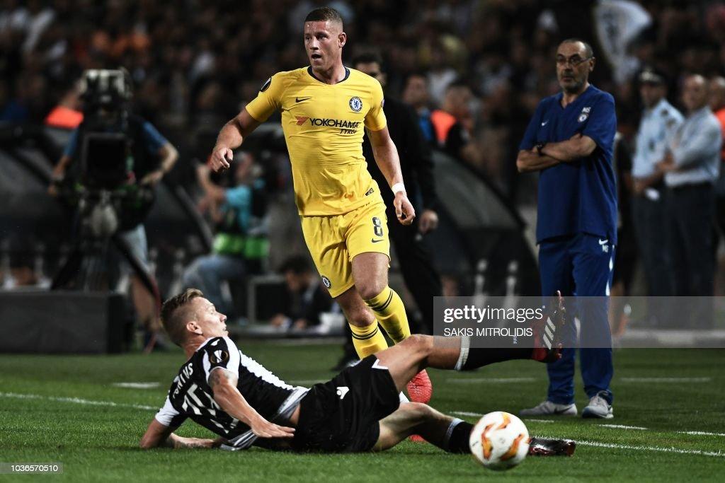 PAOK v Chelsea - UEFA Europa League - Group L