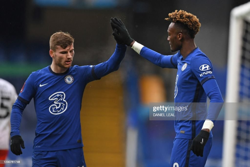 FBL-ENG-FACUP-CHELSEA-LUTON : News Photo