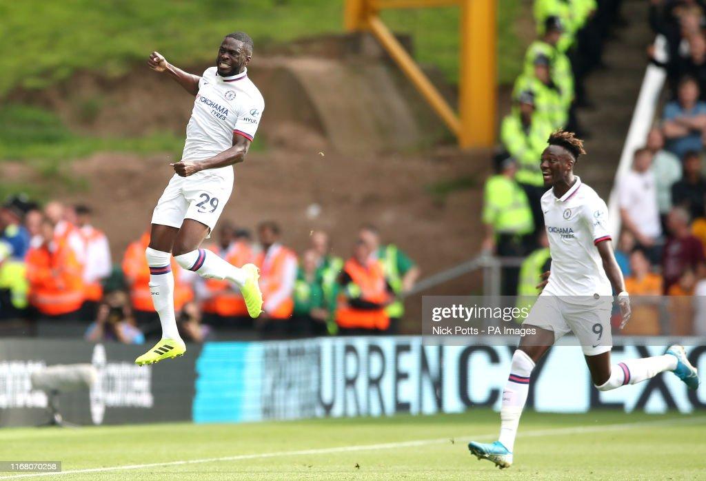 Wolverhampton Wanderers v Chelsea - Premier League - Molineux : News Photo