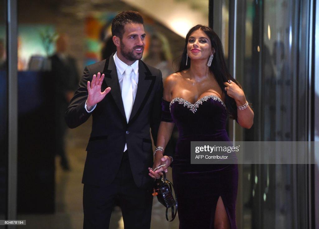 FBL-ARGENTINA-MESSI-WEDDING : News Photo