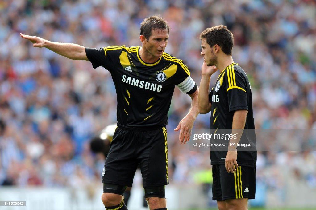 Soccer - Pre-Season Friendly - Brighton and Hove Albion v Chelsea - AMEX Stadium : News Photo