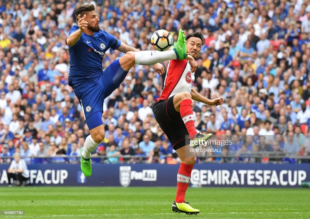 Chelsea v Southampton - The Emirates FA Cup Semi Final
