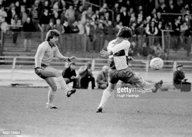 Chelsea's Ian Britton in action during the Football League Division Two match between Bristol Rovers and Chelsea at Eastville Brighton on 14th March...
