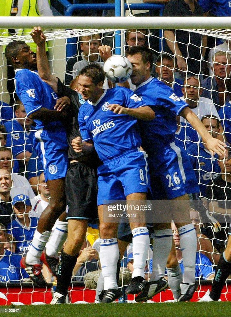 Lampard Vs Chelsea