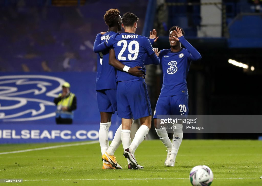 Chelsea v Barnsley - Carabao Cup - Third Round - Stamford Bridge : News Photo