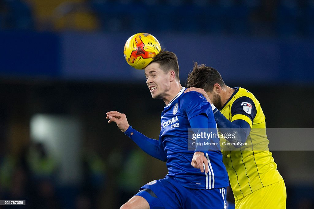 Chelsea v Oxford United - EFL Checkatrade Trophy : News Photo