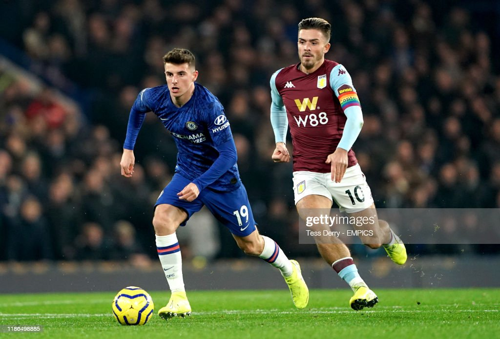 Chelsea v Aston Villa - Premier League - Stamford Bridge : News Photo