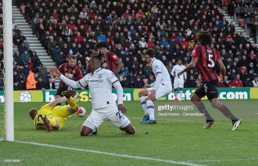 AFC Bournemouth v Chelsea FC - Premier League : News Photo