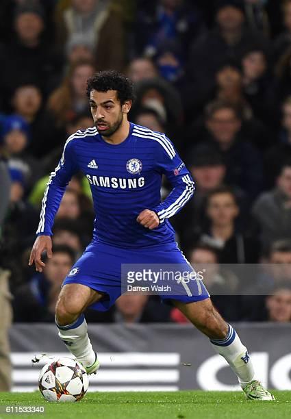Chelsea's Mohamed Salah