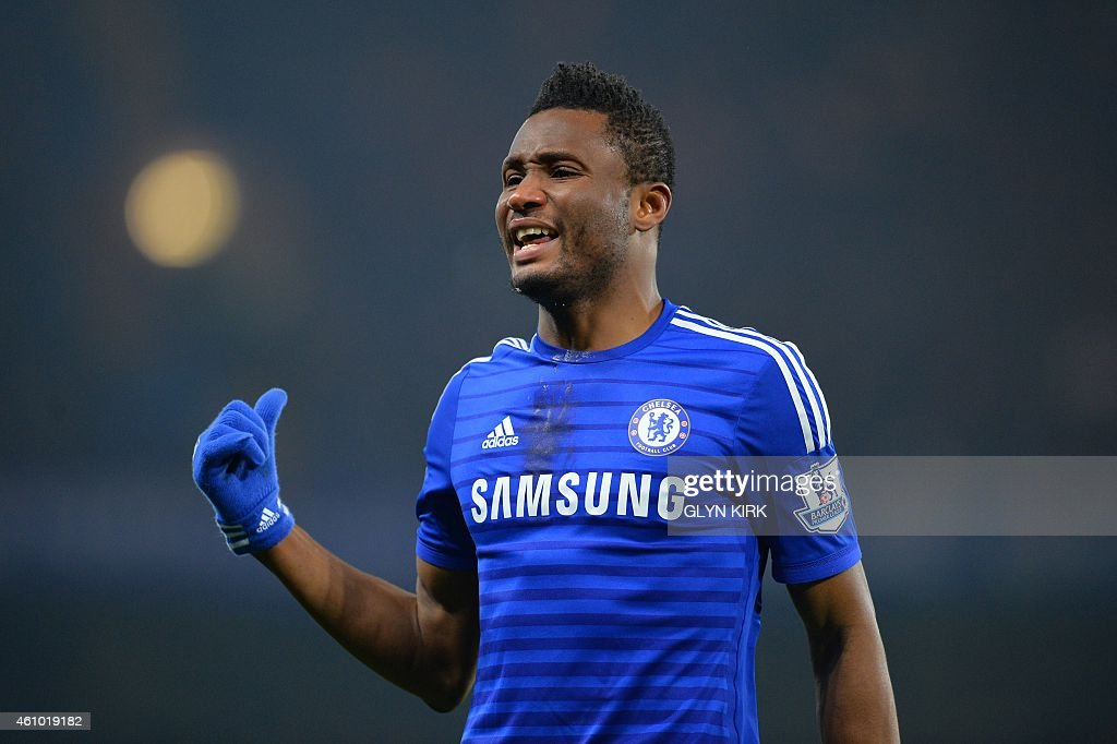 FBL-ENG-FACUP-CHELSEA-WATFORD : News Photo