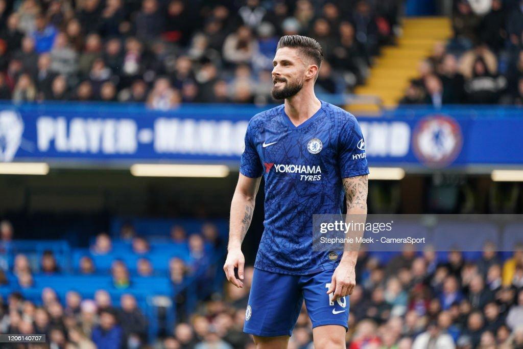 Chelsea FC v Everton FC - Premier League : Nyhetsfoto