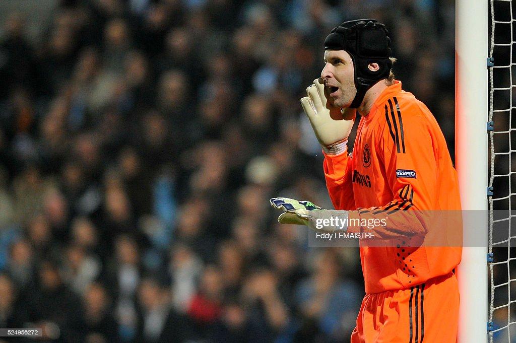 Soccer - UEFA Champions League - Olympique de Marseille vs. Chelsea FC : News Photo