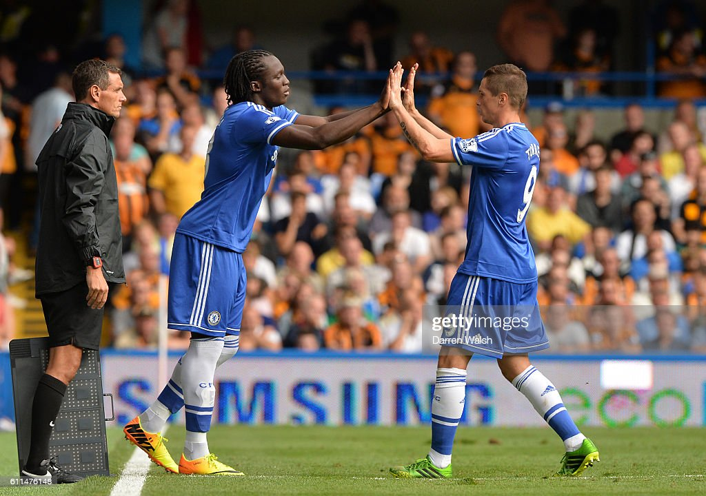 549ac8d78 Soccer - Barclays Premier League - Chelsea v Hull City Tigers - Stamford  Bridge : News
