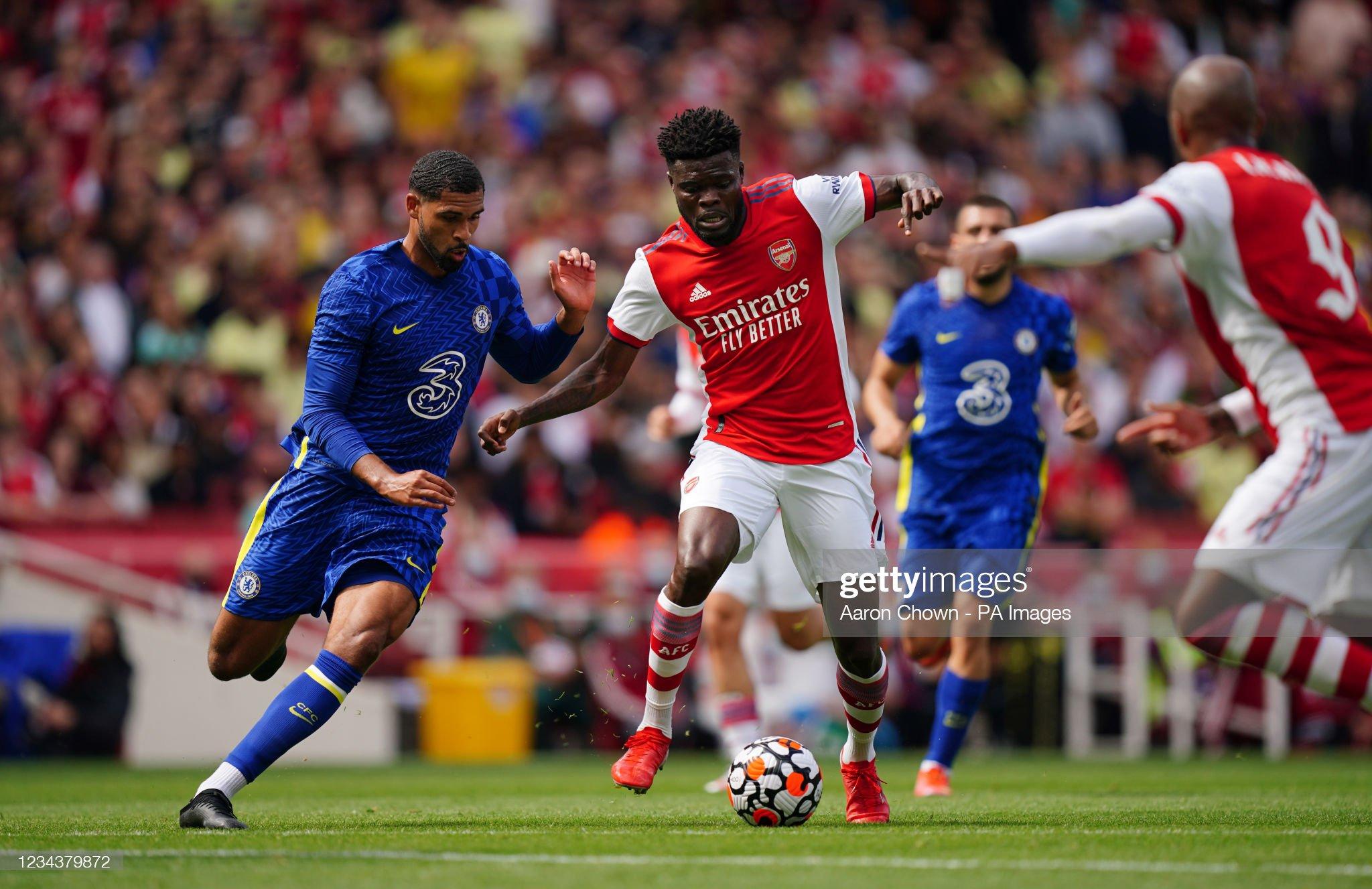 Arsenal v Chelsea - The Mind Series - Emirates Stadium : News Photo