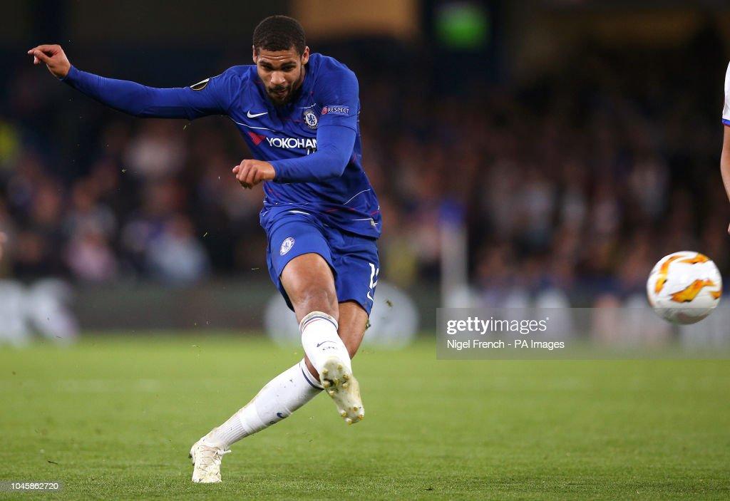 Chelsea v Vidi FC - UEFA Europa League - Group L - Stamford Bridge : News Photo