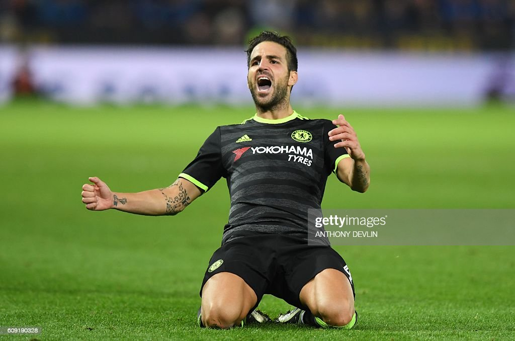 FBL-ENG-LCUP-LEICESTER-CHELSEA : News Photo