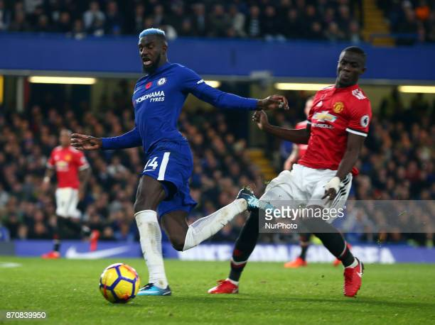 Chelsea's Tiemoue Bakayoko during the Premier League match between Chelsea and Manchester United at Stamford Bridge London England on 05 Nov 2017