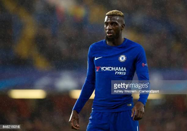 Chelsea's Tiemoue Bakayoko during the UEFA Champions League group C match between Chelsea FC and Qarabag FK at Stamford Bridge on September 12 2017...