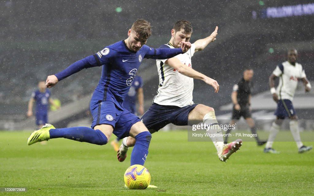 Tottenham Hotspur v Chelsea - Premier League - Tottenham Hotspur Stadium : News Photo