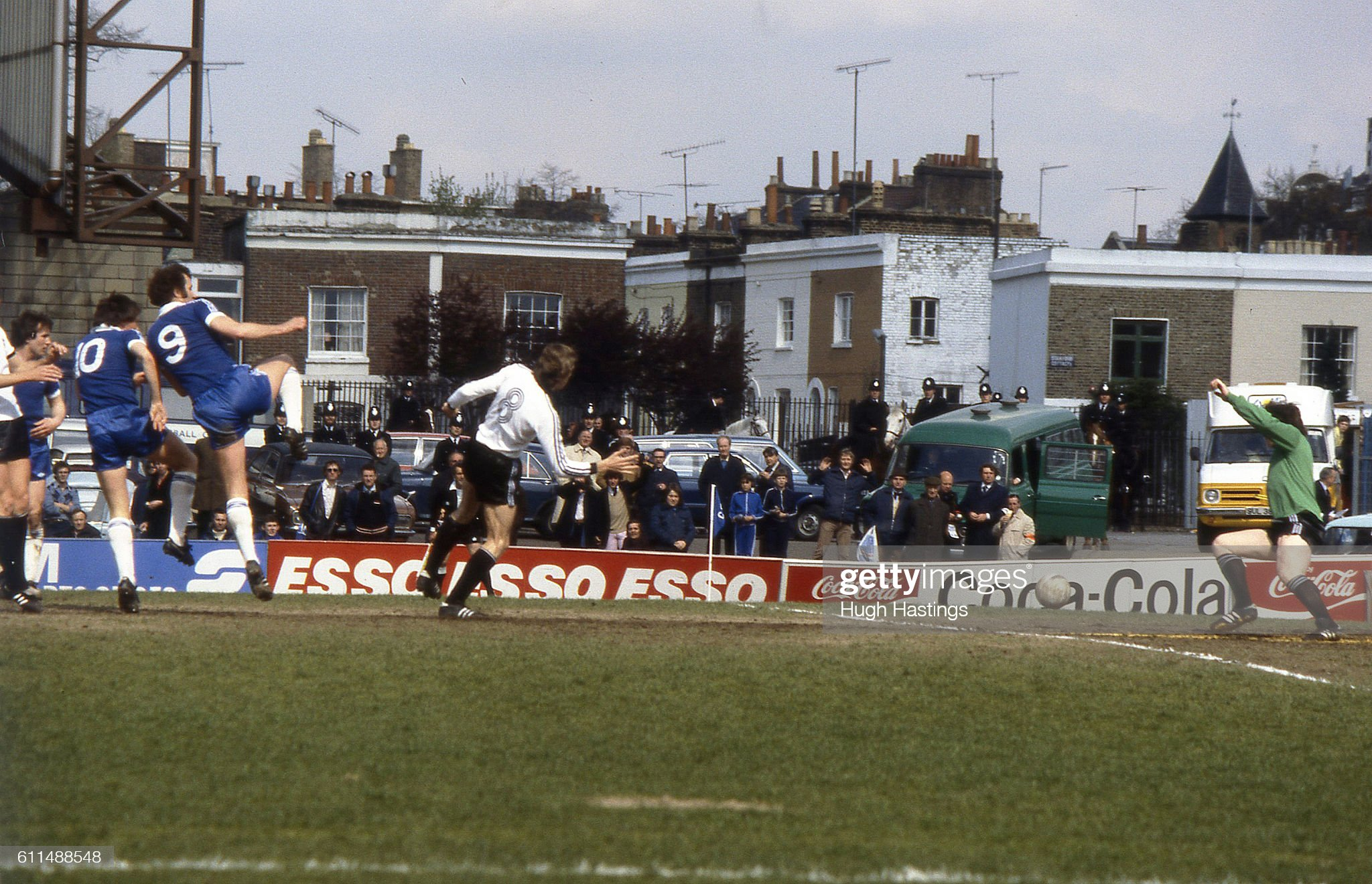 Soccer - May 5th, 1979, Stamford Bridge, London - Football League Division One - Chelsea v Ipswich Town : News Photo