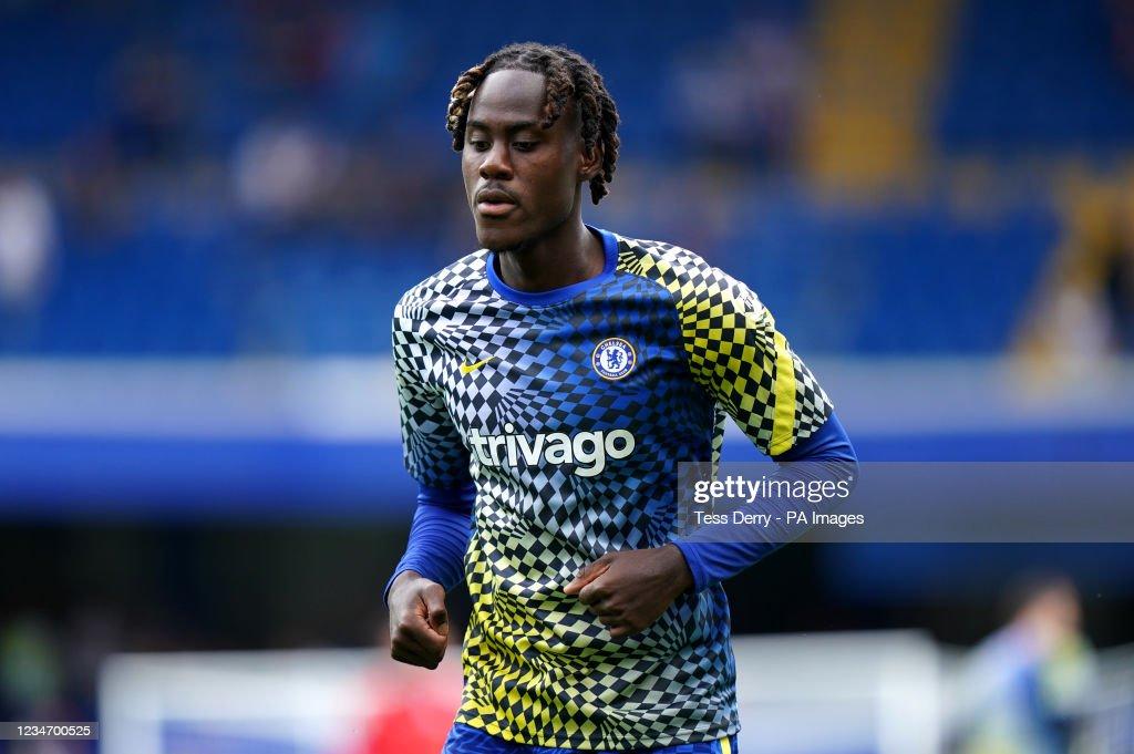 Chelsea v Crystal Palace - Premier League - Stamford Bridge : News Photo
