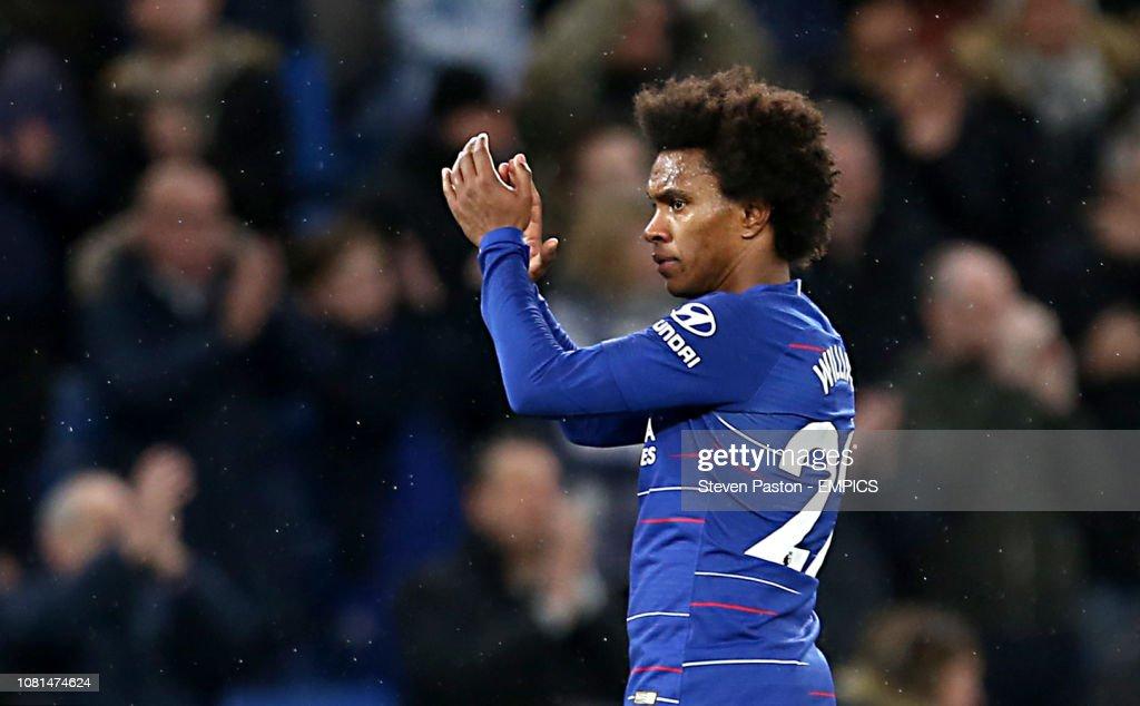 Chelsea v Newcastle United - Premier League - Stamford Bridge : News Photo