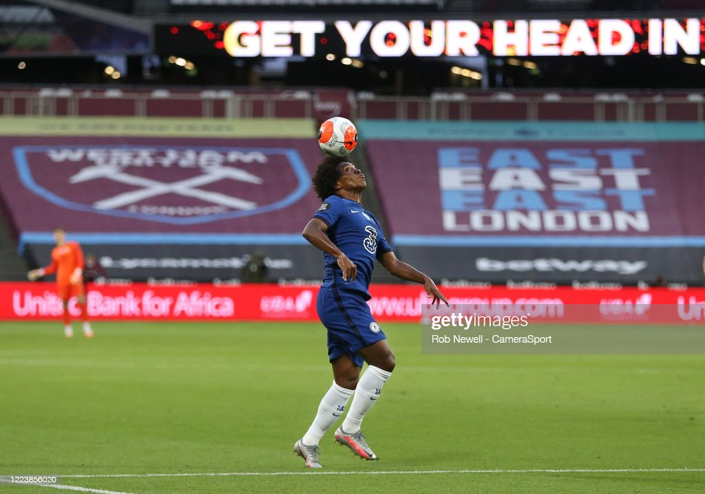 West Ham United v Chelsea FC - Premier League : Fotografía de noticias
