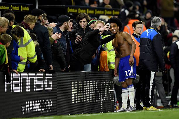 Watford v Chelsea - Barclays Premier League - Vicarage Road