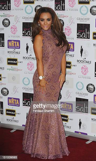 Chelsee Healey attends the National Reality TV Awards at Porchester Hall on August 30 2012 in London England