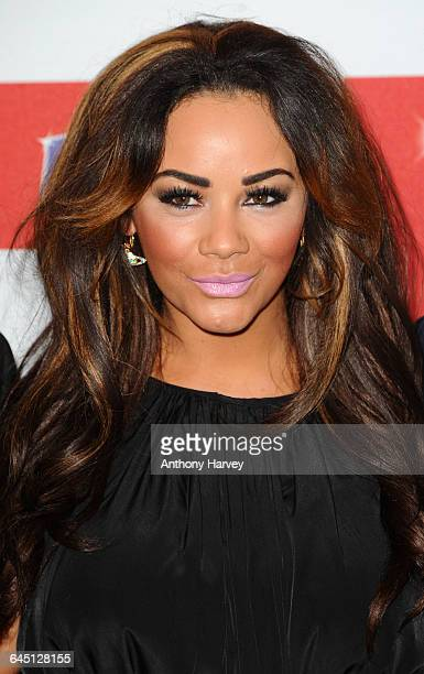 Chelsee Healey attends the TVChoice Awards on September 10 2012 at the Dorchester Hotel in London