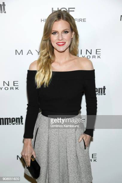 Chelsey Crisp attends Entertainment Weekly's Screen Actors Guild Award Nominees Celebration sponsored by Maybelline New York at Chateau Marmont on...