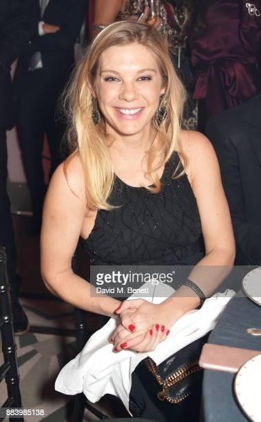 Chelsy Davy attends the BOVET 1822 Brilliant is Beautiful Gala benefitting Artists for Peace and Justice's Global Education Fund for Women and Girls...