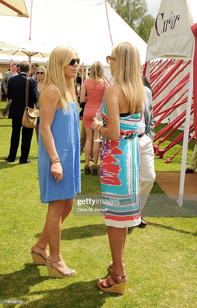 The Cartier Queen's Cup Polo Day 2012