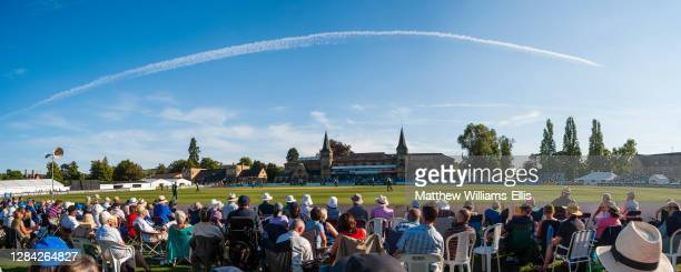 Cheltenham Cricket Festival, Gloucestershire, England, United Kingdom, Europe.