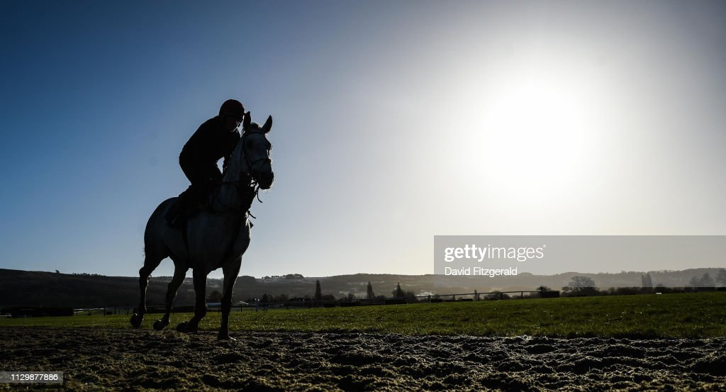 Cheltenham Racing Festival - Previews : News Photo