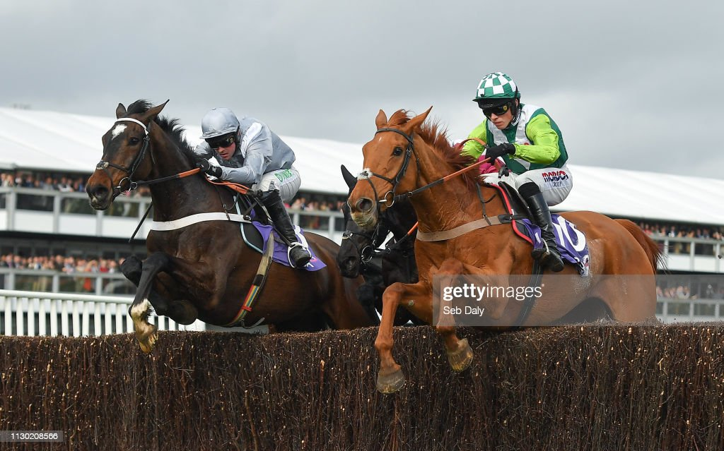Cheltenham Racing Festival - Ladies Day : News Photo