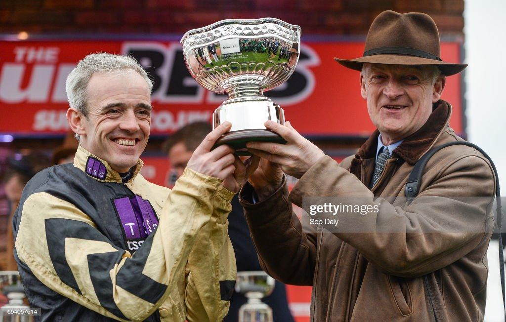 Cheltenham Racing Festival - St Patrick's Thursday : News Photo