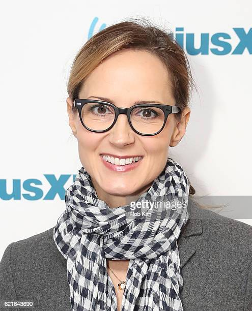 Chely Wright visits at SiriusXM Studio on November 7 2016 in New York City
