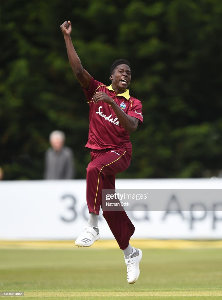 England Lions v West Indies A - Tri-Series International