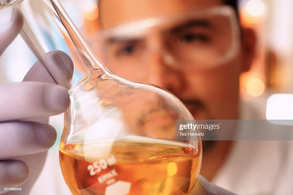 Chemical Analyst Stock Photo | Getty Images