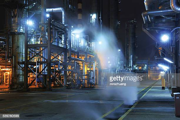 Chemical, Petrochemical & Oil Plant