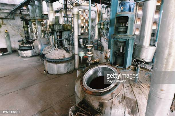 chemical plant - nuclear reactor stock pictures, royalty-free photos & images