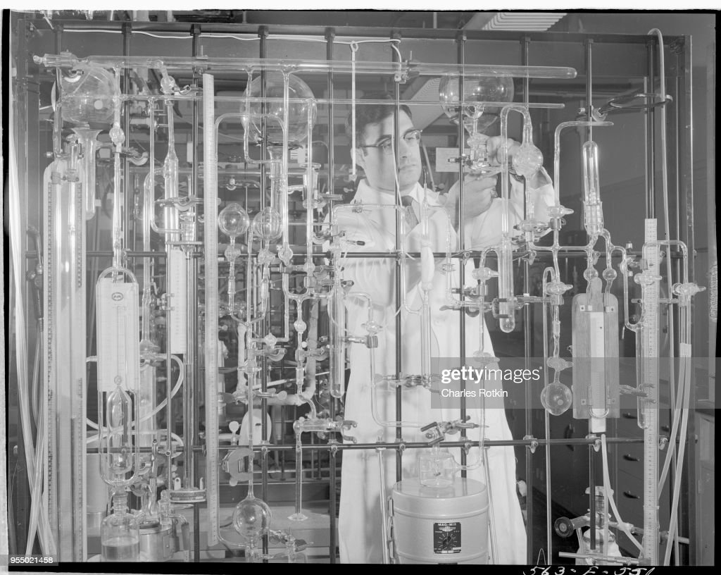Chemical Research Lab : News Photo