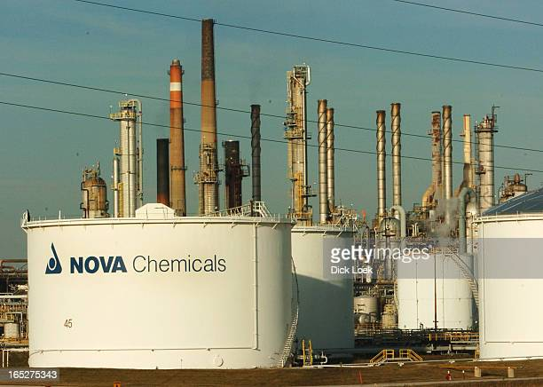 Chemicals in their Sarnia plant produce polyethylene which is used in a wide range of consumer and industrial goods and exported all over the world....