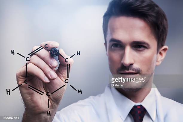 chemist - hydrocarbon stock pictures, royalty-free photos & images