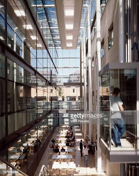 Chemistry Research Building Oxford University Oxford United Kingdom Architect Rmjm Chemistry Research Building Oxford University Detail